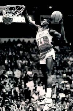 Dominique Wilkins Atlanta Hawks