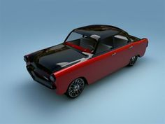Aero Willys 1960 Tuning | 3D objects - Vehicles