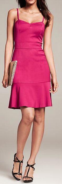 strappy flounce dress http://rstyle.me/n/qb3sepdpe