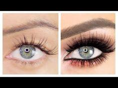 Warm Smokey Eye for Hooded Eyes Makeup Tutorial   Stephanie Lange - YouTube