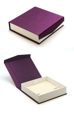 Luxury Jewellery Rigid Box