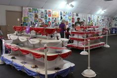 """Baked goods entries in the Youth Expo at the Ventura County Fair. 2014 Ventura County Fair, """"A Country Fair with Ocean Air""""."""