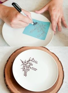 Cool DIY Sharpie Crafts projects ideas - DIY home decor for . - Do it yourself - Cool DIY Sharpie Crafts Projects Ideas – DIY Home Decor for … - Sharpie Projects, Sharpie Crafts, Craft Projects, Project Ideas, Sharpie Mugs, Sharpie Markers, Marker Crafts, Photo Projects, Sharpie Designs