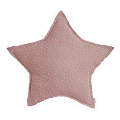 Lidor - KUSSEN STER DUSTY PINK/STAR