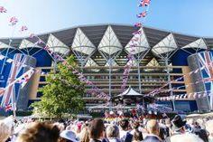 Berkshire, UK Ascot Grandstand - Visit Britain/Ben Selway/Getty Images