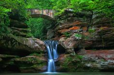 Hocking Hills State Park - one of my favorite places near my home!