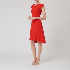 Ire Fit and Flare Dress | New Arrivals | Clothing | Collections | L.K.Bennett, London