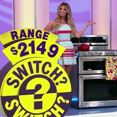 Amber Lancaster - The Price Is Right (10/5/2016) ♥