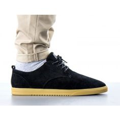 BLACK+WAXED+SUEDE+GUM