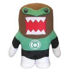 Domo Green Lantern Small 6 Plush ** Check out this great product.