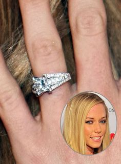 Kendra Wilkinson [Photo: Getty Images]. Engagement Ring ...