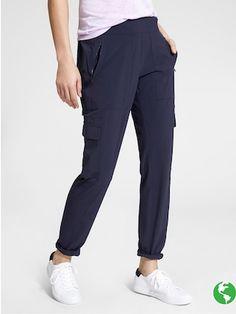 comfy cargo travel pants
