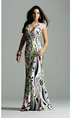 Caмые модные платья 2012 г