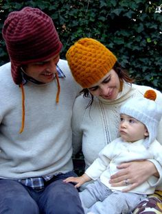 Cashmere Hats for Mom, Dad and Baby | Purl Soho