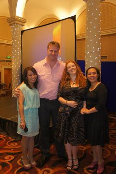 Me with my Beautiful lady Alexandra and Team Directors Di Mahmud and Az Zeen