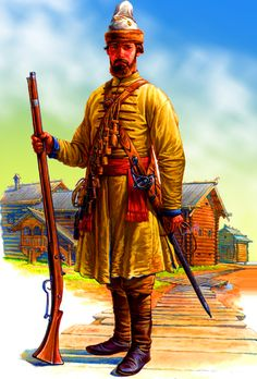 Russian musketeer | < 1,3~ PL https://de.pinterest.com/krzysiekczerkaw/z/
