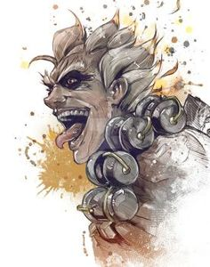 Some awesome Overwatch art pieces! Junkrat by VVernacatola Overwatch Tattoo, Overwatch Drawings, Overwatch Comic, Overwatch Fan Art, Overwatch Genji, Character Concept, Character Art, Concept Art, Overwatch Wallpapers