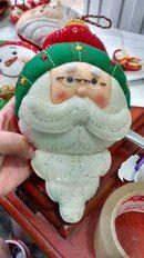 Cris Silva's photos Christmas Poems, Christmas Clay, Before Christmas, Christmas Crafts, Xmas, Christmas Ornaments, Plush, Holiday Decor, Santa Clause