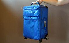 Product Review: World's Lightest Luggage… (SmarterTravel.com 07.05.13 email)