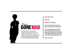 images of mad men parties | Invitation to Mad Men Party | Flickr - Photo Sharing!