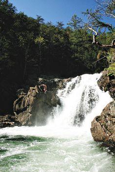 Jack's River Falls, Ga. - Cohutta Wilderness