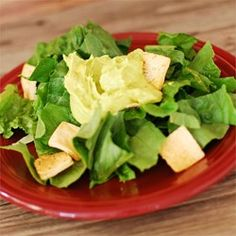 Cucumber-Avocado Salad Dressing #CandidaDiet 1/3 cup olive oil 1 clove garlic, minced  3/4 cup chopped fresh cilantro  2 avocados, peeled, seeded and cubed  1 large cucumber, peeled, seeded and cut into chunks  1/4 cup lemon juice  salt and pepper to taste
