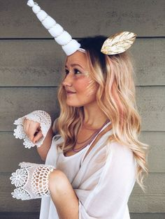Unicorn Horn Set by TheBloomingSoul on Etsy