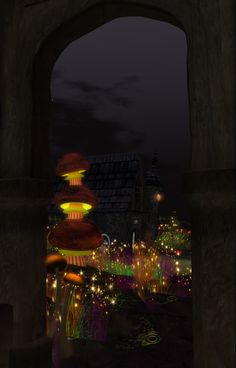https://flic.kr/p/Gpq736 | Tinkers Hollow, Fantasy Faire 2016 | Tinkers Hollow, through the arched gateway  Visit this location at Tinker's Hollow Sponsored by Epic Toy Factory in Second Life