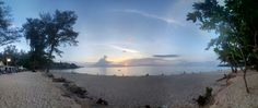Sunset at Surin Beach