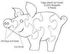 Resultado de imagen para scroll saw puzzle patterns #woodsaw