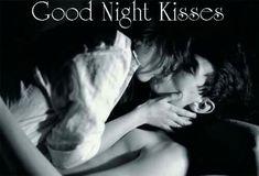 Good Night Kiss Couple, Good Night Love You, Romantic Good Night, Love You Gif, Good Night Image, Romantic Couple Kissing, Romantic Couples, Romantic Kisses, Romantic Gif