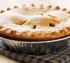 Tourte crémeuse au jambon La Tourtiere, Canadian Cuisine, Pie Recipes, Apple Pie, Poultry, Muffins, Brunch, Yummy Food, Dishes