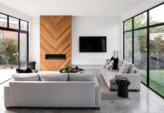 Living Room Layout with Fireplace . Living Room Layout with Fireplace . 20 Cozy Corner Fireplace Ideas for Your Living Room Modern Fireplace, Living Room With Fireplace, Fireplace Design, Rugs In Living Room, Living Room Decor, Living Area, Fireplace Feature Wall, Tv Feature Wall, Feature Wall Living Room