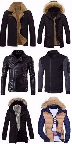 #Men's #Jackets #2017~2018 Up To 90% OFF | Men's Fashion | Fall & Winter Fashion | Sammydress.com