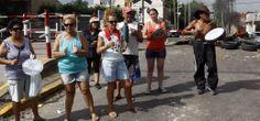 #CortesDeLuz: En numerosos barrios porteños y algunos del Conurbano, las protestas de los vecinos se multiplican con cortes de calles.