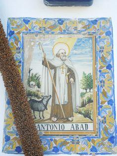 Sant Antoni Abad El Palasiet, Xàtiva por JMBM