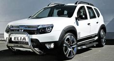 Los Mejores Autos: Dacia Duster by Elia