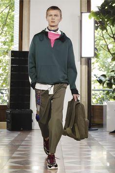 Valentino Menswear Collection SS18 Paris show