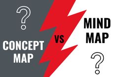 Did you think that concept mapping and mind mapping are the same thing? Find out what are the differences between concept maps and mind maps. Mind Maps, Good Find, Classroom Ideas, Mindfulness, Concept, Reading, Classroom Setup, Reading Books, Consciousness