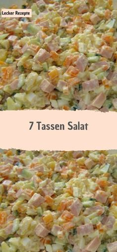 Fleisch gerichte 7 Tassen Salat - Rezepte A Sampler of Faux Finish Techniques There are so many opti Vegetarian Breakfast Recipes, Brunch Recipes, Easy Salads, Easy Meals, Pain Perdu Simple, Breakfast Party, Free Breakfast, Baked French Toast Casserole, Salad Recipes