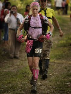 The grandmother of all ultra runners - Athletics - More Sports - The Independent