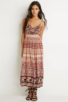 Or this maxi dress.   32 Products Every Elephant Lover Needs In Their Home