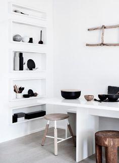Scandinavian Simplicity // Скандинавска изчистеност | 79 Ideas