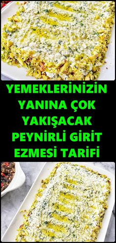 Pratik Meze Girit Ezmesi Tarifi – Salata meze kanepe tarifleri – The Most Practical and Easy Recipes Homemade Beauty Products, Food And Drink, Herbs, Bread, Cooking, Breakfast, Desserts, Recipes, Salads