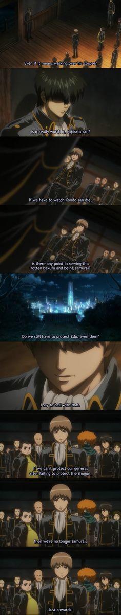 Gintama Ep. 308 - Farewell Shinsengumi Arc  Tags: Gintama, Anime, Comedy, Parody, Drama, Sougo Okita, Shinsengumi