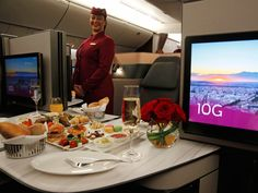 The world's best airline has an amazing new business class  here's what it's like