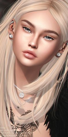 Image uploaded by 𝐆𝐄𝐘𝐀 𝐒𝐇𝐕𝐄𝐂𝐎𝐕𝐀 👣. Find images and videos about fashion, beautiful and beauty on We Heart It - the app to get lost in what you love. Digital Art Girl, Digital Portrait, Portrait Art, Watercolor Portrait Tutorial, Virtual Girl, Girly M, Fantasy Portraits, Beautiful Fantasy Art, Illustration Girl