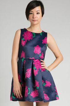 Dress Flower Short