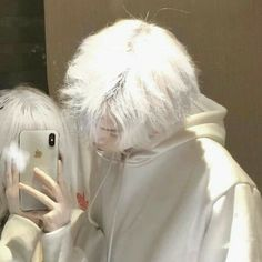 Couple Aesthetic, Aesthetic Girl, Aesthetic Pictures, Cute Couples Goals, Cute Anime Couples, Emo Couples, Matching Couples, Cute Relationship Goals, Cute Relationships