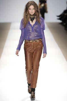 Nanette Lepore Fall 2009 Ready-to-Wear Fashion Show - Bridget Malcolm